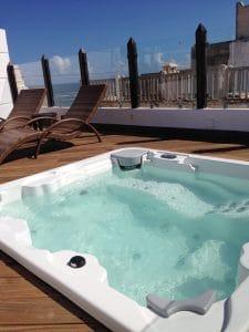 Spa Aquavia en Hotel DarMaya Marruecos
