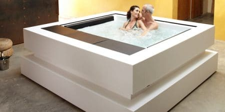 Spa Cube jacuzzi