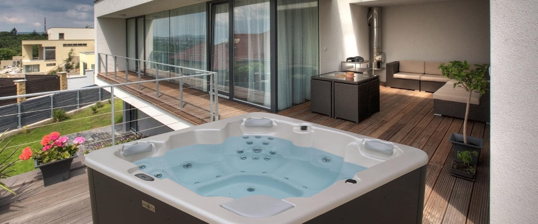 Jacuzzi Medidas Estandar.Spa Aqualife 5 Jacuzzi Exterior E Interior 5 Plazas